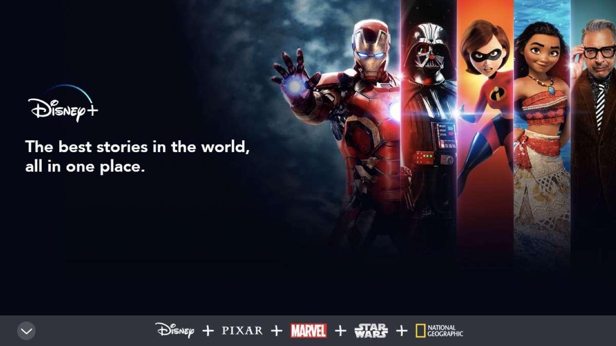 Wie man Disney Plus überall auf der Welt sehen kann