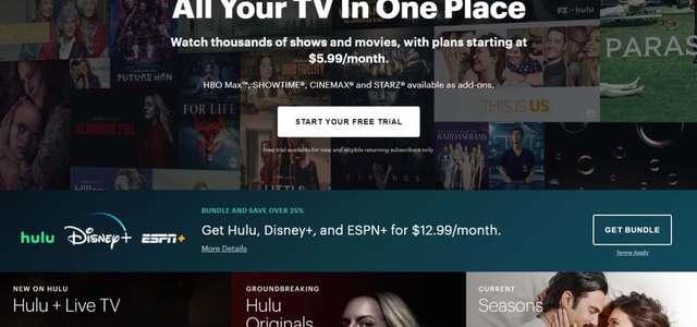 Wie man Hulu ausserhalb der USA beobachten kann