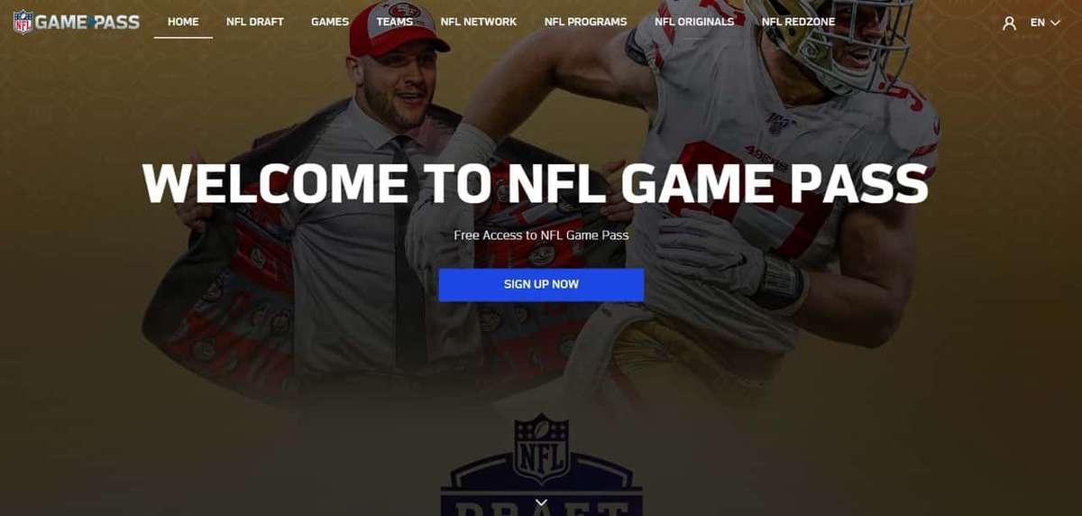 Wie man NFL Game Pass ohne Blackout anschaut