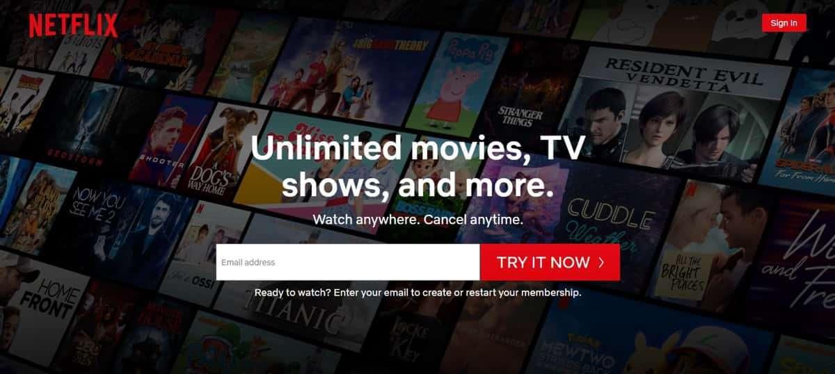 Wie man US Netflix ausserhalb der USA beobachtet